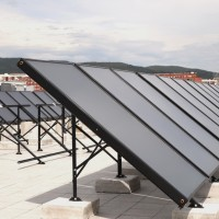 Solar Panels - Hospital for general Pediatric and Chirurgic Services