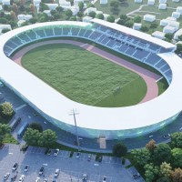 """""""Adem Jashari"""" Stadium Mitrovica"""