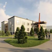 University Rectorate in Mitrovica