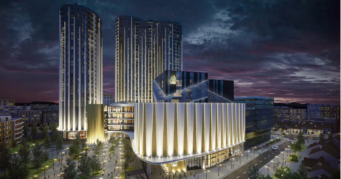 Prishtina City Center